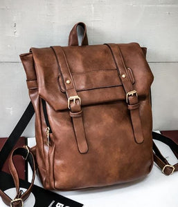 Brown Back Pack