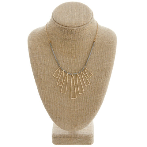 Short Dangle Necklace