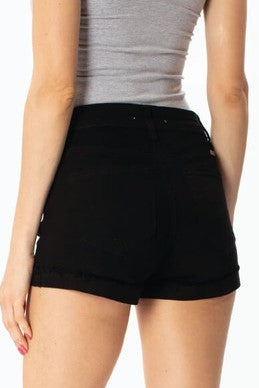 Black KanCan Short
