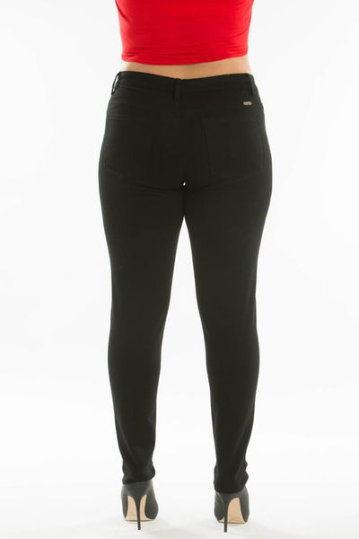 KanCan Black High Rise Jeans