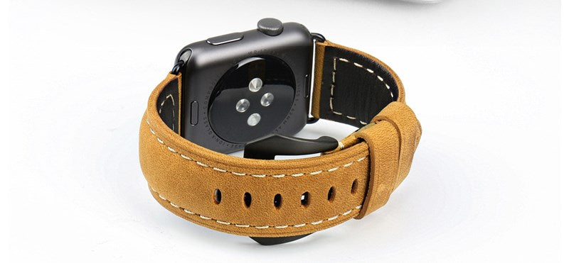 Apple watch band was better?