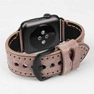 Brown Bridle Leather Band