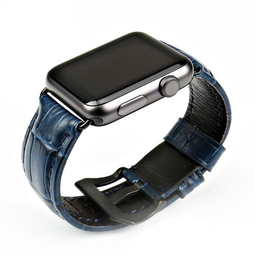 Luxury Sapphire Blue Business Band