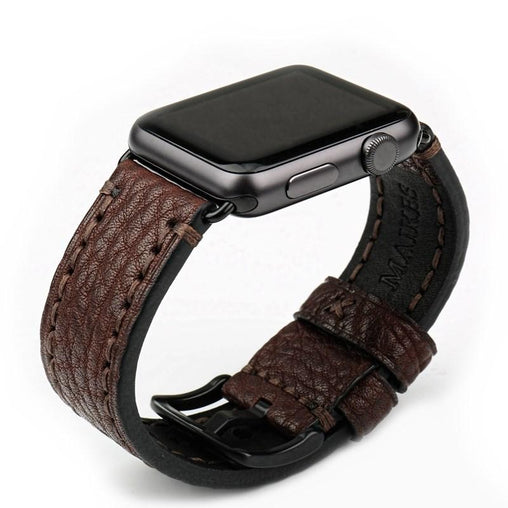 Dark Brown Modern Band