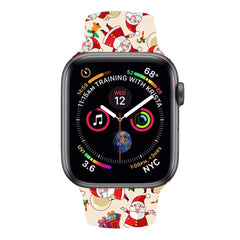 Gang of Santa Clauses Sport Band