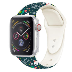 Merry Christmas Sport Band