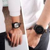 Gorgeous Wooden Watch with Leather Band