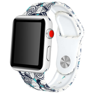 Printed Sport Band Butterfly