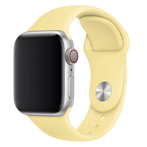 Lemon Cream Sport Band