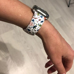Printed Sport Band Birds