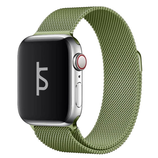 Green Milanese Loop