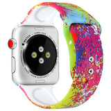 Printed Sport Band Paints