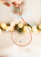 Children's Christmas Ornament