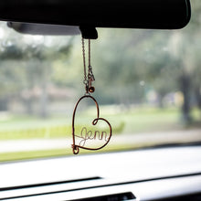 Girly Car Charm