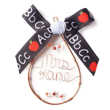 ABC's Keepsake Ornament