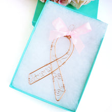 Cancer Ribbon Ornament