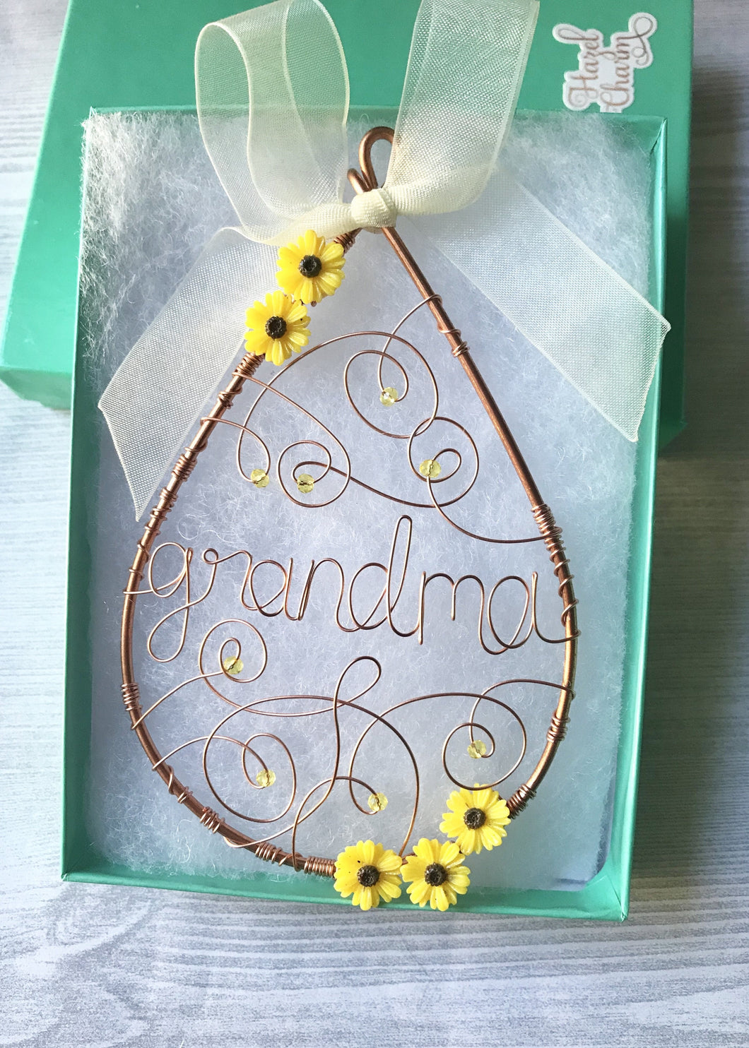 Sunflower Keepsake