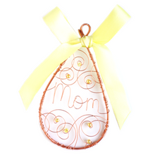 Canary Yellow Ornament