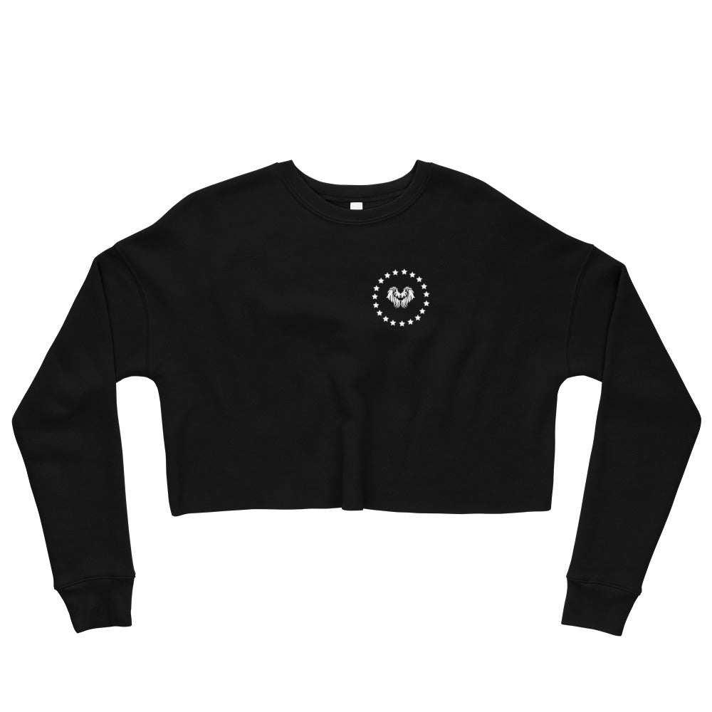 Rival Crop Sweatshirt