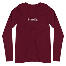 Load image into Gallery viewer, Hustle Long Sleeve Tee