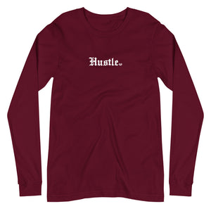 Hustle Long Sleeve Tee