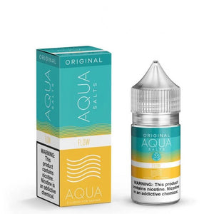 Aqua Original Flow Salt - VapeNW