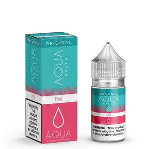 Aqua Original Pure Salt - VapeNW