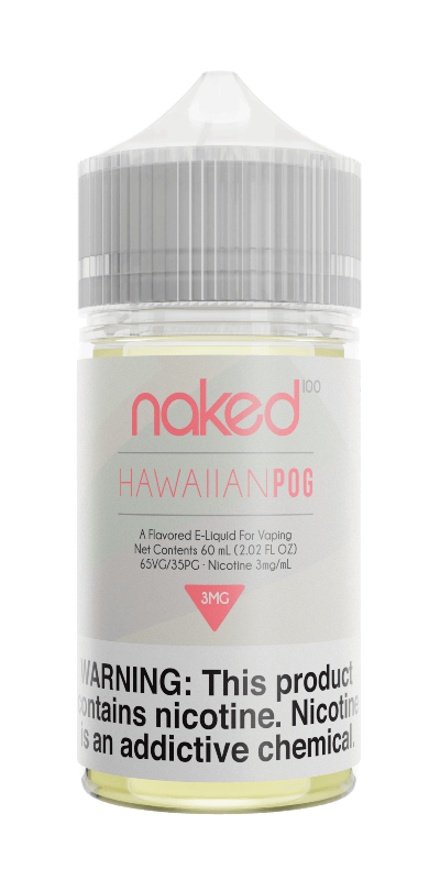 Naked 100 Hawaiian Pog