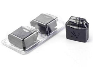 Smoking Vapor Mi-Pod Replacement Cartridges (2 Pk)