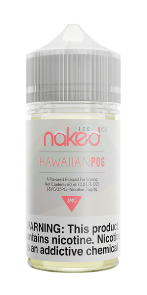 Naked 100 Ice Hawaiian Pog