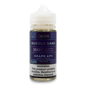 Bubble Gang Grape Ape - ovapor