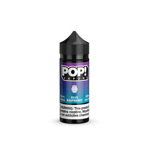 Pop! Vapors Blue Raspberry - VapeNW
