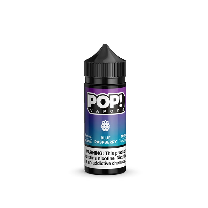 Pop! Vapors Blue Raspberry