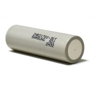 Samsung 30T 21700 3000mAh 35A Battery (1 Pk)