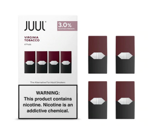 JUUL Pods Virginia Tobacco (4 Pk) - VapeNW