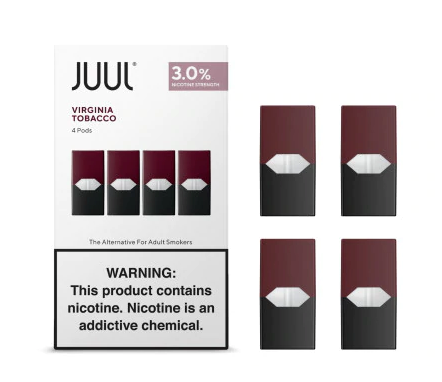 JUUL Pods Virginia Tobacco (4 Pk)