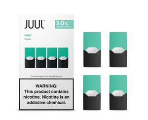 JUUL Pods Cool Mint (4 Pk) - VapeNW