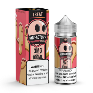 Air Factory Treat Strawberry Crush - VapeNW
