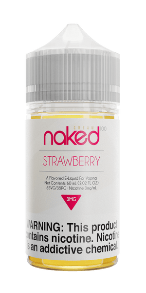 Naked 100 Cream Strawberry