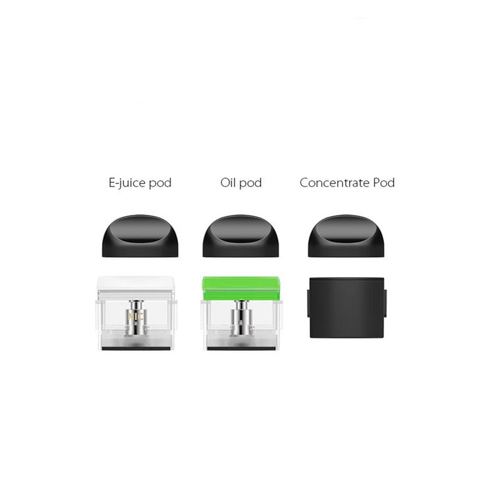 Yocan Trio Replacement Pods (4 Pk)