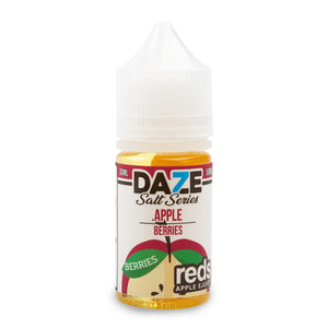 7 Daze Reds Salt Apple Berries - VapeNW
