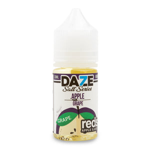 7Daze Reds Salt Apple Grape - ovapor