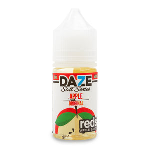 7Daze Reds Salt Apple - ovapor