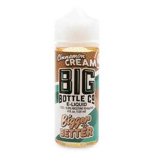 Big Bottle Co. Cinnamon Cream - ovapor