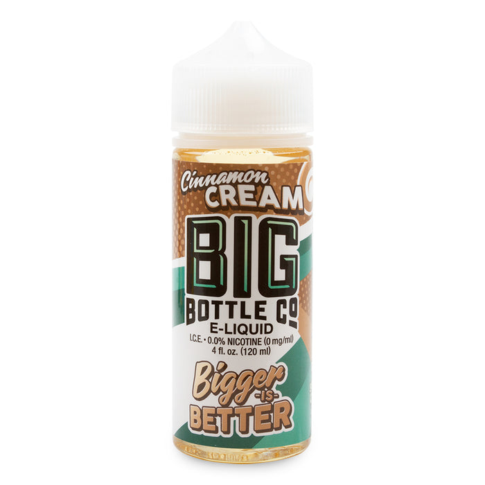 Big Bottle Co. Cinnamon Cream