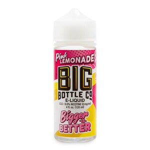 Big Bottle Co. Pink Lemonade - ovapor