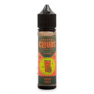 Coastal Clouds Papaya Punch - VapeNW