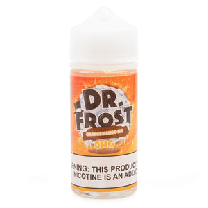Dr Frost Orange Mango Ice - ovapor