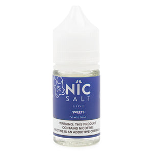 Gost Nic Salts Sweets - ovapor