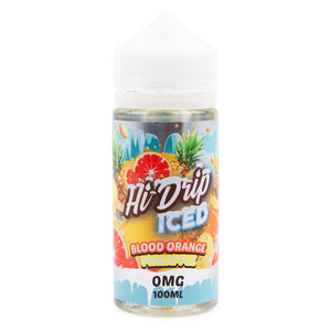 Hi Drip Blood Orange Pineapple Iced - ovapor